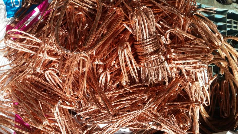 thu mua đồng phế liệu dây cáp điện