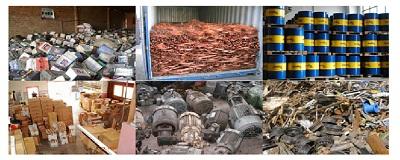 phế liệu sắt ngày càng lan rộng ở khu vực TPHCM